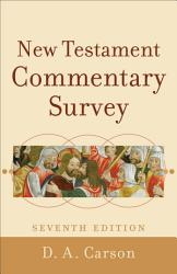 New Testament Commentary Survey Book PDF