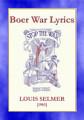 BOER WAR LYRICS   Battlefield Poetry from the Boer Wars   the overture to WWI