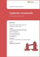 Englische Grammatik: einfach, kompakt und übersichtlich