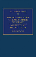 The Pre history of    The Midsummer Marriage    PDF