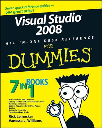 Visual Studio 2008 All In One Desk Reference For Dummies PDF
