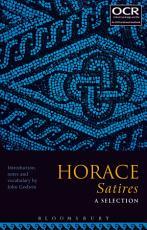 Horace Satires  A Selection PDF