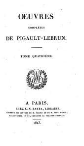 Oeuvres complètes de Pigault Lebrun: Mon oncle Thomas