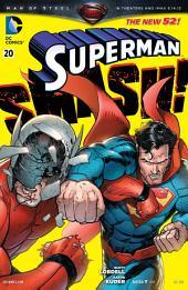 Superman (2011-) #20