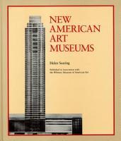 New American Art Museums PDF