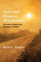 God and Human Wholeness PDF