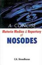 A Concise Materia Medica   Repertory of Nosodes PDF