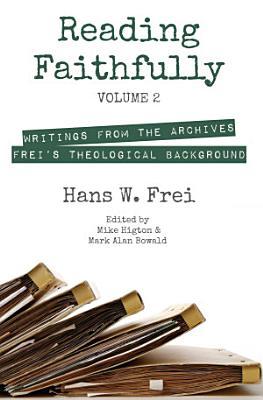 Reading Faithfully  Volume 2