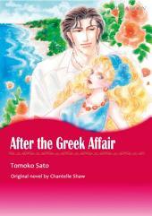 AFTER THE GREEK AFFAIR: Mills & Boon Comics