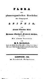 Flora der phanerogamischen Gewächse der Umgegend von Leipzig