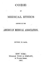 Code of Medical Ethics