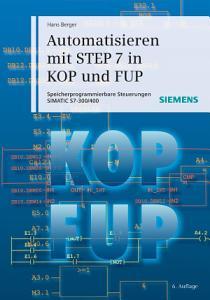 Automatisieren mit STEP 7 in KOP und FUP PDF