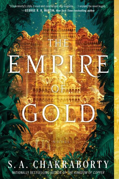 Download The Empire of Gold Book