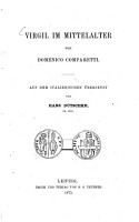 Virgil im Mittelalter PDF