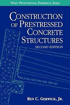 Construction of Prestressed Concrete Structures PDF