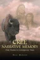 Download Cree Narrative Memory Book