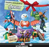 Happy Holidays! From the Avengers: A Marvel Read-Along Read by Stan Lee!