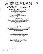 Speculum monachorum