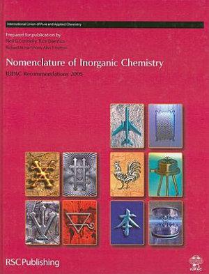 IUPAC Recommendations 2005 PDF