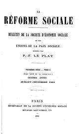 Revue d'ëconomie sociale et rurale: Volume22