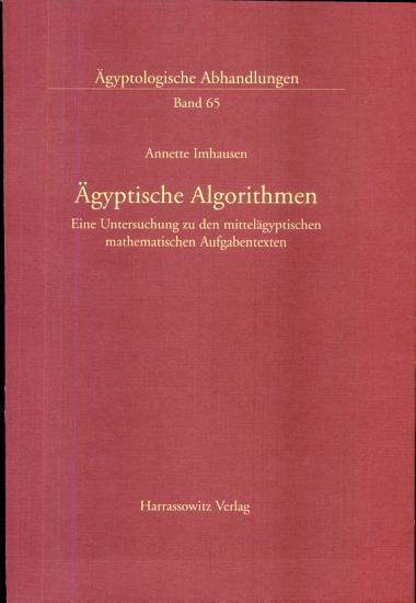 gyptische Algorithmen PDF