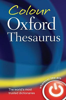 Colour Oxford Thesaurus PDF