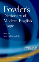 Fowler s Dictionary of Modern English Usage PDF