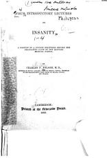 Four Introductory Lectures on Insanity PDF