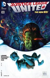 Justice League United (2014-) #10