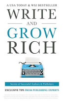 Write and Grow Rich Book