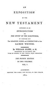 An exposition of the New Testament: Volume 1