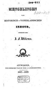 Mengelingen van historisch-vaderlandschen inhoud