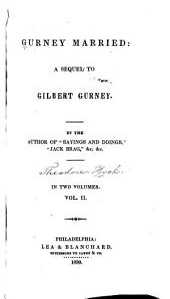 Gurney Married: A Sequel to Gilbert Gurney