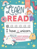 Learn to Read Book