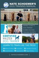 Nate Schoemer s Dog Training Manual PDF