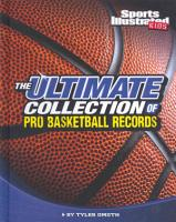 The Ultimate Collection of Pro Basketball Records PDF