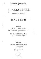 Select Plays: Macbeth