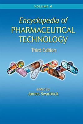 Encyclopedia of Pharmaceutical Technology