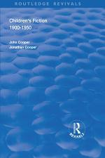 Children's Fiction 1900–1950
