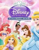 Princess Coloring Book Part 1 PDF