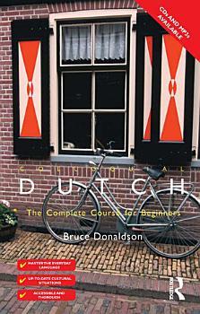 Colloquial Dutch  eBook And MP3 Pack  PDF