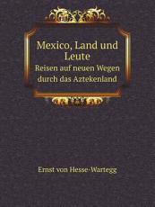 Mexico  Land und Leute PDF