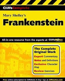 CliffsComplete Frankenstein Book