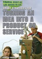 Smart Strategies for Turning an Idea into a Product or Service PDF