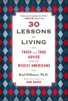 30 Lessons for Living PDF