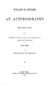 William H. Seward: 1831-1846