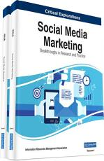 Social Media Marketing  Breakthroughs in Research and Practice PDF