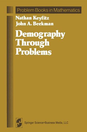 Demography Through Problems PDF