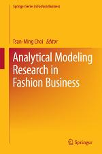 Analytical Modeling Research in Fashion Business