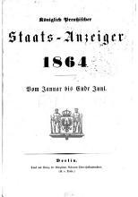 K  niglich Preu  ischer Staats Anzeiger PDF